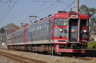 2010年11月21日 しなの鉄道線 大屋~田中 169系S54編成