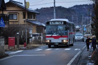 2012年1月27日 上田バス西丸子線 H-935