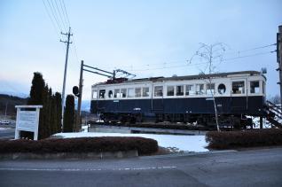 2012年1月27日 長野計器丸窓電車