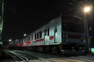 2012年1月27日 上田電鉄別所線 下之郷 1000系1004F