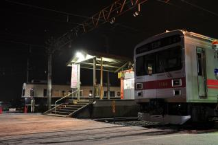 2012年1月27日 上田電鉄別所線 下之郷 7200系7253F・1000系1004F