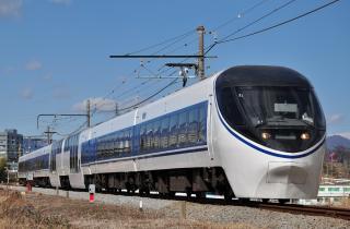 2012年2月9日 JR東海御殿場線 岩波~裾野 371系X1編成