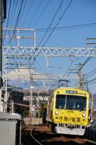 2012年2月9日 静岡鉄道静岡清水線 長沼~柚木 1000系1002-1502