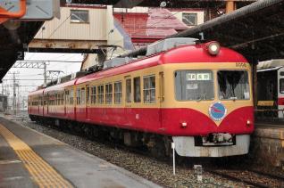 2012年2月25日 長野電鉄長野線 須坂 2000系D編成