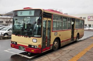 2012年2月25日 長電バス326号車