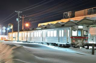 2012年2月27日 十和田観光電鉄線 十和田市 7700系7901-7701