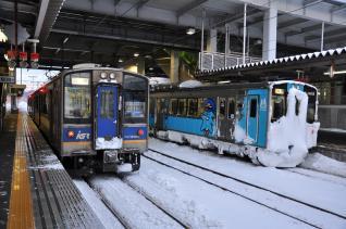 2012年2月28日 青い森鉄道 八戸