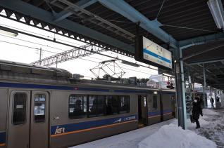 2012年2月28日 青い森鉄道 三沢 IGR7000系