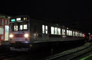 2012年3月8日 上田電鉄別所線 下之郷 1000系1001F