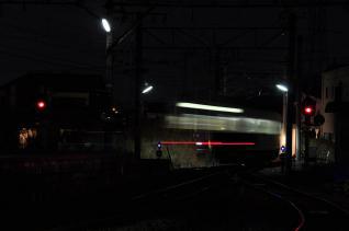 2012年3月8日 上田電鉄別所線 下之郷 7200系7255F