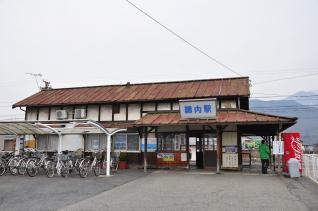 2012年3月9日 長野電鉄屋代線 綿内