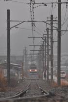 2012年3月9日 上田電鉄別所線 別所温泉~八木沢 1000系1004F