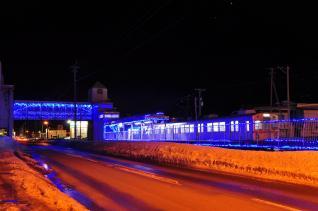 2012年3月15日 十和田観光電鉄 十和田市 7700系 7703-7903