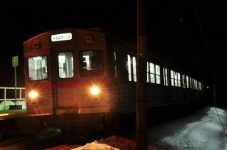 2012年3月15日 十和田観光電鉄 古里 7700系7901-7701