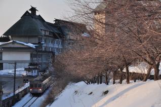 2012年3月16日 十和田観光電鉄 十和田市~大曲 7901-7701