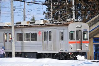 2012年3月16日 十和田観光電鉄 七百 7200系7305