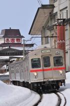 2012年3月16日 十和田観光電鉄 十和田市~大曲 7700系7903-7703