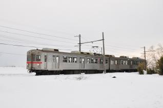 2012年3月16日 十和田観光電鉄 柳沢~大曲 7700系7703-7903