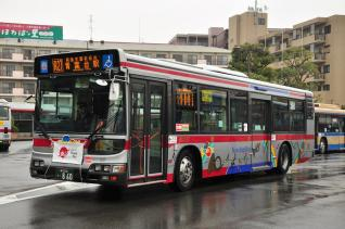 東急バスAO237号車