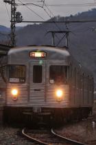 2012年3月25日 長野電鉄屋代線 金井山 3500系O6編成
