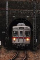 2012年3月25日 長野電鉄屋代線 金井山~大室 3500系N6編成
