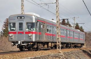 2012年3月25日 長野電鉄長野線 小布施~北須坂 3500系N5編成