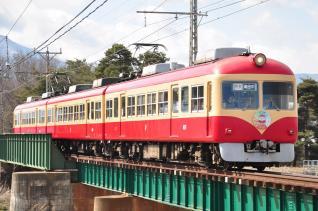 2012年3月25日 長野電鉄長野線 北須坂~小布施 2000系D編成