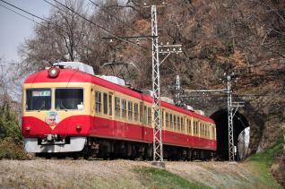 2012年3月25日 長野電鉄屋代線 大室~金井山 2000系D編成