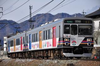 2012年3月25日 上田電鉄別所線 寺下~神畑 1000系1003F