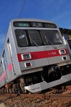 2012年3月25日 上田電鉄別所線 寺下 1000系1004F