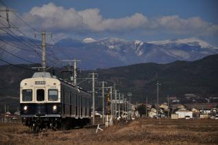 2012年3月25日 上田電鉄別所線 舞田~八木沢 7200系7255F