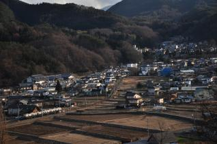 2012年3月25日 上田電鉄別所線 別所温泉~八木沢 7200系7255F