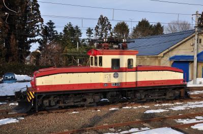 2012年3月29日 十和田観光電鉄 七百 ED30 1