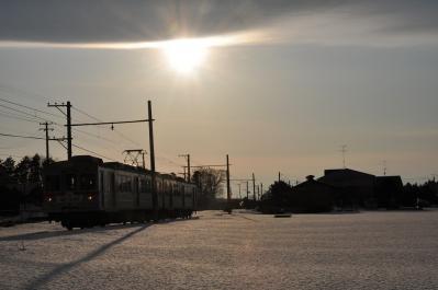 2012年3月29日 十和田観光電鉄 七百~柳沢 7700系7701-7901