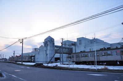 2012年3月30日 十和田観光電鉄 十和田市