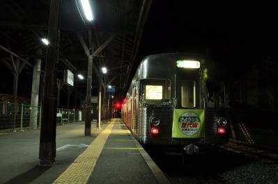 2012年3月30日 長野電鉄屋代線 屋代 3500系O6編成