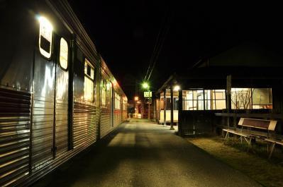 2012年3月30日 長野電鉄屋代線 東屋代 3500系O2編成
