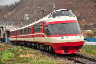 2012年3月31日 長野電鉄屋代線 金井山~松代 3500系S2編成