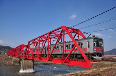 2012年4月1日 上田電鉄別所線 城下~上田 1000系1001F
