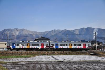 2012年4月1日 上田電鉄別所線 赤坂上~三好町 1000系1003F