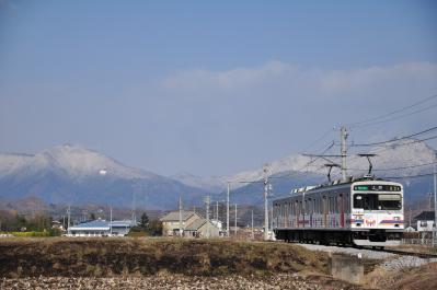 2012年4月1日 上田電鉄別所線 中塩田~下之郷 1000系1002F