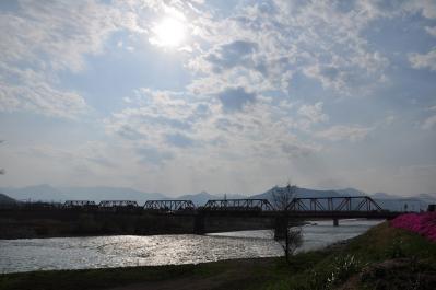 2012年4月19日 上田電鉄別所線 城下~上田 7200系7255F