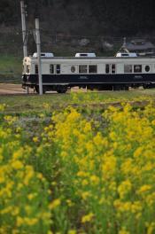 2012年4月19日 上田電鉄別所線 別所温泉~八木沢 7200系7253F