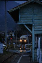 2012年4月19日 上田電鉄別所線 八木沢 7200系7255F