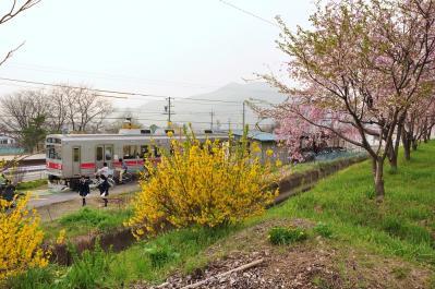 2012年4月25日 上田電鉄別所線 寺下 1000系1004F