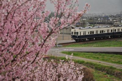 2012年4月25日 上田電鉄別所線 神畑~寺下 7200系7255F