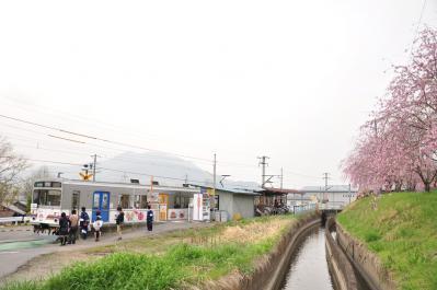 2012年4月25日 上田電鉄別所線 寺下 1000系1002F
