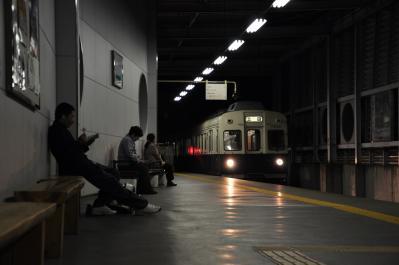 2012年4月25日 上田電鉄別所線 上田 7200系7255F