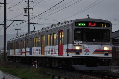 2012年4月26日 上田電鉄別所線 八木沢~別所温泉 1000系1002F