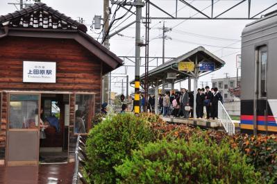 2012年4月26日 上田電鉄別所線 上田原 1000系1003F